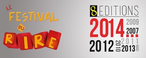 festival, rire, tunis, 2014