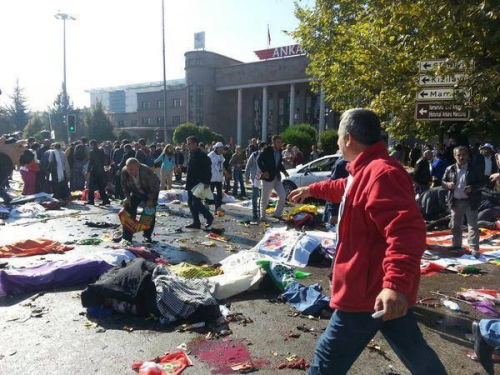 ankara,kamikaze, attentat,suicie, manifestation, turquie, 2015,morts