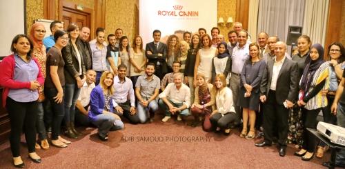 vétérinaire, tunisie, royal canin, journée scientifique,adib samoud