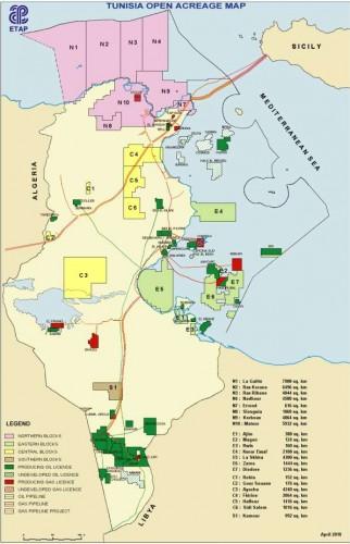 gaz se schiste, tunisie, gasland, fracture hydraulique